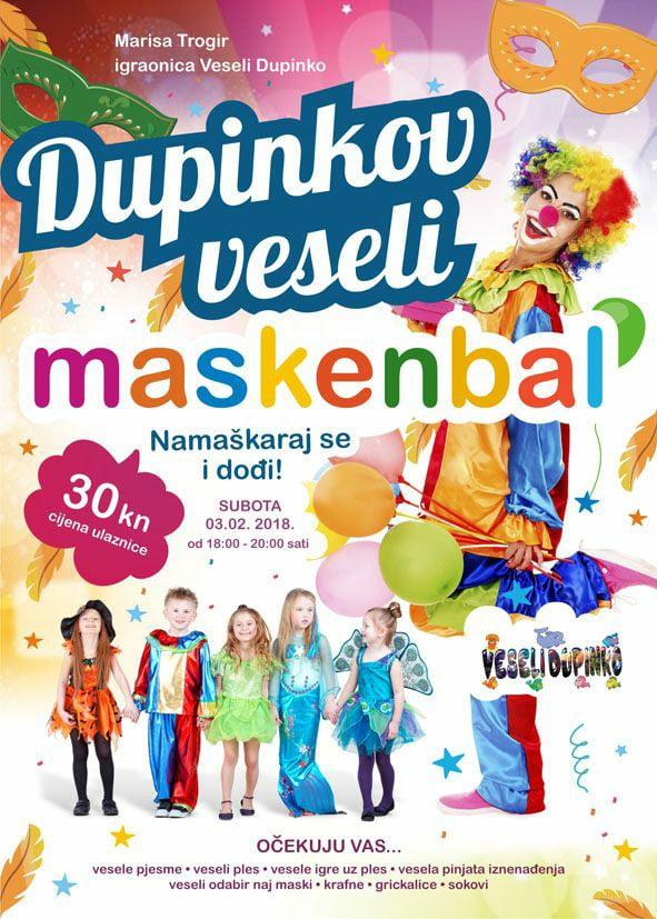 Dupinko's Happy Costume Ball