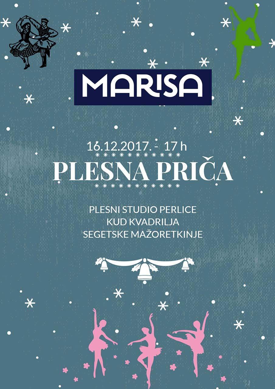 PLESNA PRIČA – 16.12.2017.