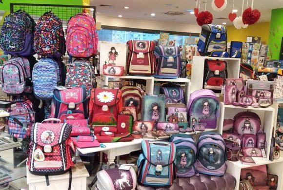 Akcija na školske torbe i ruksake