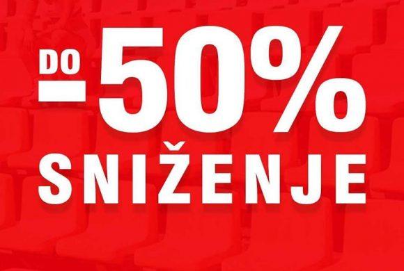 summer sale -50%!