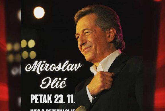 DAY & NIGHT CLUB FOCUS – 23.11. KONCERT MIROSLAVA ILIĆA
