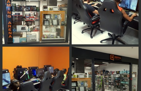 REFILL TONER SHOP – GAMING ARENA